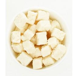 Getrocknete Kokos-Würfel