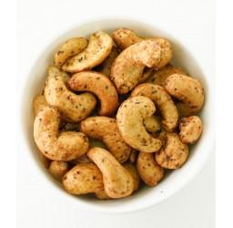 Cashew mit Zitrone und Pfeffer
