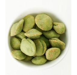 Wasabi-Erdnüsse Grün