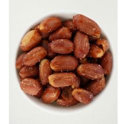 Erdnüsse gebraten