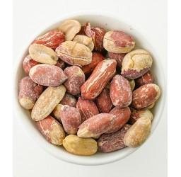 Erdnüsse halbsalz