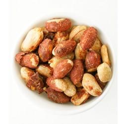 Erdnüsse Rauch