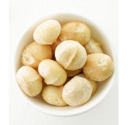 Macadamia geröstet und...